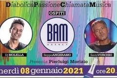 Molella, Savio Vurchio e Beppe Angeramo ospiti al Bitonto Blues Festival