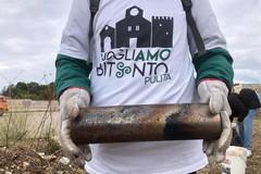VogliAMO Bitonto Pulita: clean up della Piscina Comunale