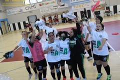La Polisportiva Bitonto vola alla Final Eight di Coppa Italia