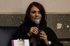 """Caterina Ambrosecchia a Bitonto con """"La donna giusta"""" per BiBook"""