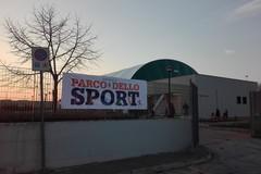 Palestra Sylos distrutta da un incendio: le attività degli alunni nel polisportivo Borsellino