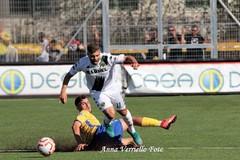 Al Bitonto non riesce l'assalto al primo posto: a Cerignola finisce 0-0
