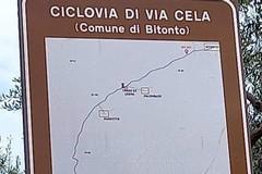 La ciclovia di Via Cela sarà inaugurata a Giugno