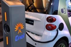 Completato a Bitonto il piano di installazione di colonnine per la ricarica di veicoli elettrici
