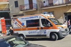 Bombola gas esplode in via Ragni: tragedia sfiorata a Bitonto