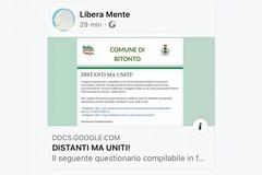 Questionario on line per i bonus spesa da Itc Bitonto col logo del Comune. L'opposizione: «Deprecabile»