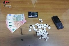 Da Bitonto a Giovinazzo con la cocaina. Arrestati dai Carabinieri