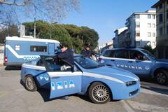 """Operazione """"Alto Impatto"""": a Bitonto agenti anche dai Commissariati di Andria, Trani e Barletta"""
