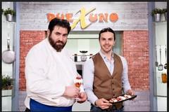 Lo chef Natalizio protagonista su AliceTv della trasmissione 'Due X Uno'