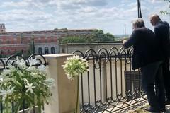 Emiliano: «Bitonto tra i centri storici più belli d'Italia»