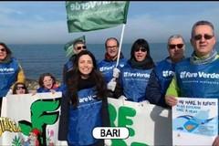 I volontari di Fare Verde Bitonto a Striscia la Notizia