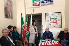 FI Bitonto: «Pizzarotti al Bitalk un altro spot al partito di Abbaticchio»