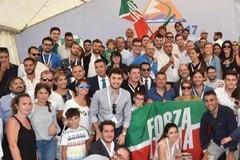 Il presidente nazionale dei giovani di Forza Italia Cavedagna incontra gli attivisti di Bitonto