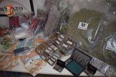 Sequestro record di droga: era destinata anche al mercato di Bitonto