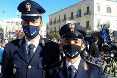 Premiato il poliziotto di Bitonto che salvò un uomo fermando un tir in corsa