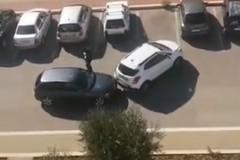 Ritrovato il Suv rubato a Terlizzi. Il furto in un VIDEO choc
