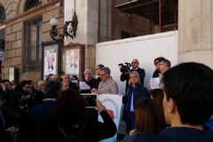Offese 5 Stelle alla stampa: anche a Bari giornalisti in piazza