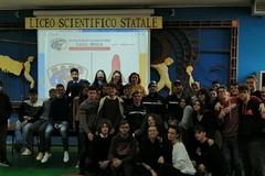 Gli alunni del liceo Galilei di Bitonto e i volontari del SASS uniti contro il bullismo