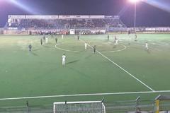 Blitz del Bitonto a Gravina: 2-1 e quarto posto per i neroverdi