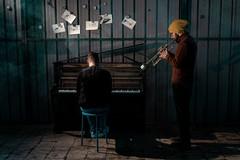 Asteria Space porta il jazz a domicilio con gli Homemade Duo