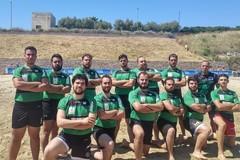 Beach rugby: i Grifoni del Bitonto secondi al torneo FIR di Trani