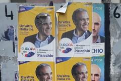 """Guerra dei manifesti a Bari: Pisicchio """"copre"""" Abbaticchio"""