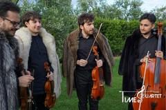 Il Time2Quartet incanta la Puglia con la musica di Game of Thrones