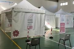 Nell'Hub di Bitonto iniziano oggi le vaccinazioni per tutte le fasce d'età