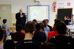 La Polizia Municipale insegna nelle scuole di Bitonto a evitare i pericoli della strada