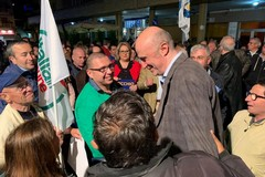 Il sindaco di Bitonto, Michele Abbaticchio, a Taranto per parlare di civismo