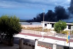 Esplode deposito di camion fra Bitonto e Palo del Colle