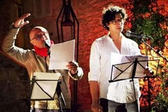 """Oggi a Bitonto """"Il Sud nel Sangue"""" duello poetico tra Vincenzo Mastropirro e Daniel Cundari"""