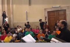 La musica a scuola a Bitonto col progetto «Armonie per la salute a scuola»
