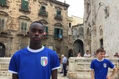 Iniziate ieri in piazza Cattedrale le riprese del nuovo film di Vito Palmieri