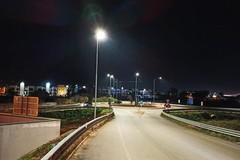 Sul ponte della Bitonto-Palo arriva la luce