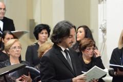 Il tenore bitontino Pino Maiorano canta al Concerto di Pasqua su Rai 2