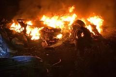 Rifiuti tossici incendiati in periferia, Abbaticchio: «Presto interventi straordinari»