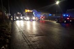 Grave incidente sulla provinciale 231: 3 feriti e 4 veicoli coinvolti