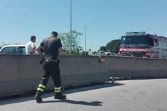 Incidente in tangenziale: morto un 64enne. Strada bloccata dagli svincoli di Palese fino a Poggiofranco