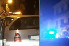 Scontro tra autoveicoli in via Traetta a Bitonto: due feriti