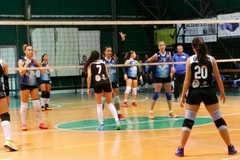 Debutto da dimenticare per la Just British Volley Bitonto in serie C