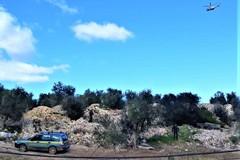 Amianto e scarti industriali, tonnellate di rifiuti scovate dai finanzieri in Puglia