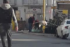 Si appropria di una rotatoria a Bitonto: sanzionato ambulante