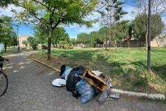 Volontari ripuliscono il Parco Sen. Masciale di Bitonto