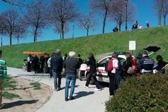 Tragedia sfiorata a Lucca: 4 studentesse bitontine investono con un risciò mamma con carrozzina