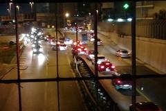 Frontale fra Bitonto e Modugno: 6 auto coinvolte e traffico in tilt