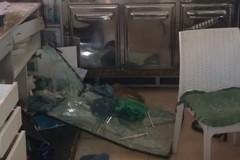 Ladri al centro sportivo Bellavista di Bitonto: il colpo è da pezzenti