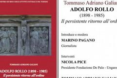Lo scultore del portale della basilica dei Ss Medici, Adolfo Rollo, protagonista oggi a Bitonto