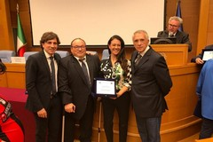 Quarta Categoria: la Elos Bitonto premiata alla Camera dei Deputati