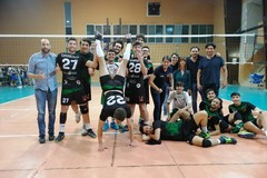 La Just British Volley Bitonto promossa in Prima Divisione